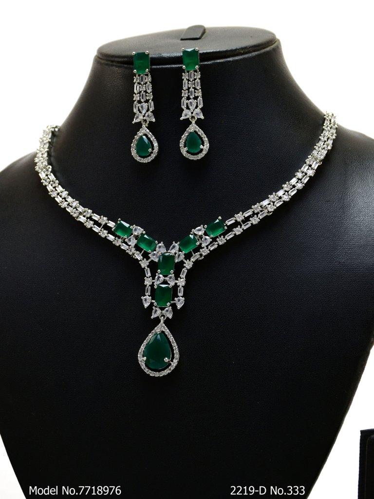 American Diamond Necklace Set | Wonderful Gift Item