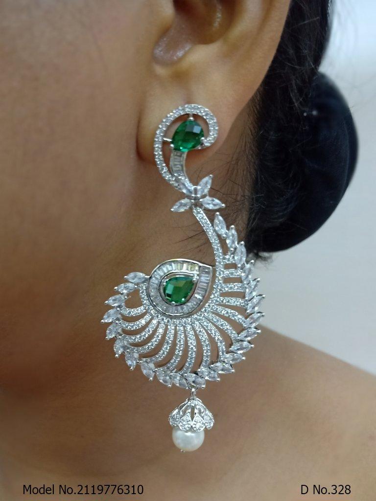 Wedding Earrings | Partywear