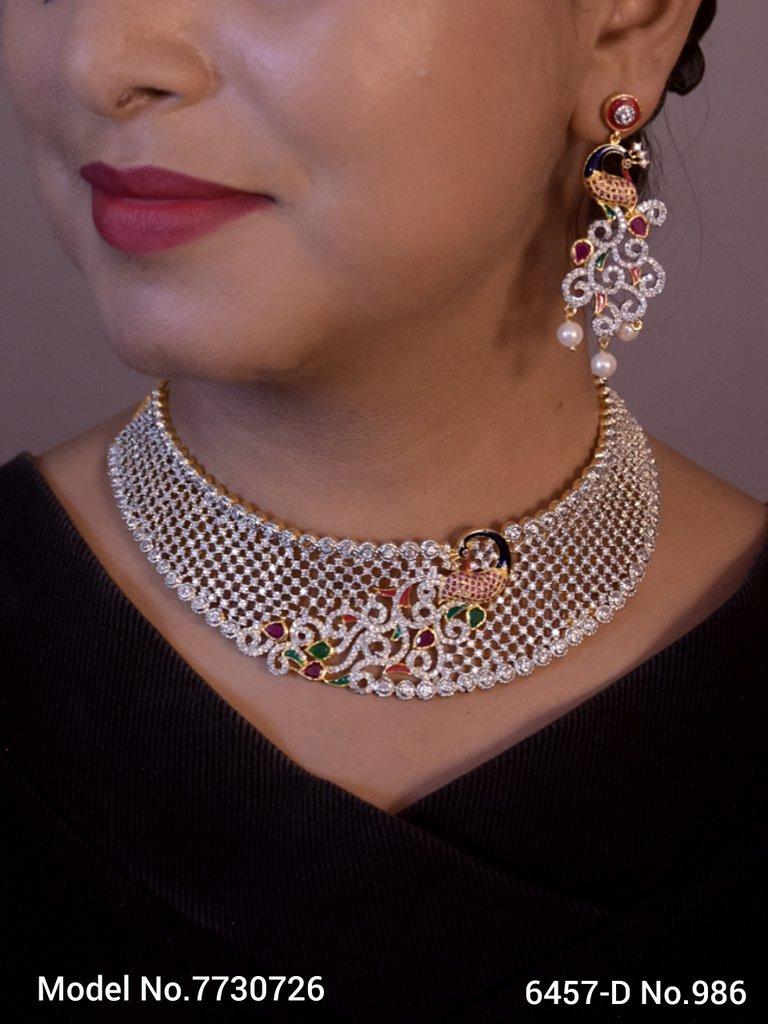 Jewelry made with original Zircons!