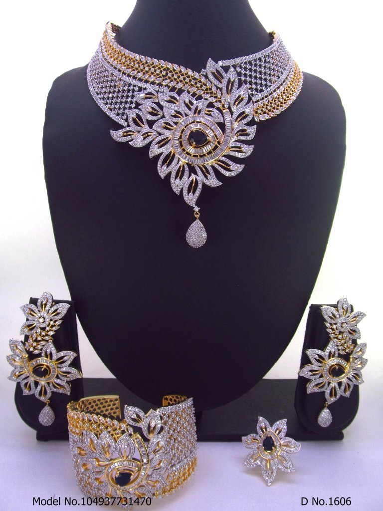 CZ Jewelry with Natures Inspiration