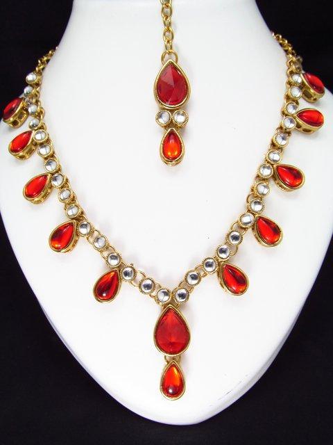Kundan Necklaces