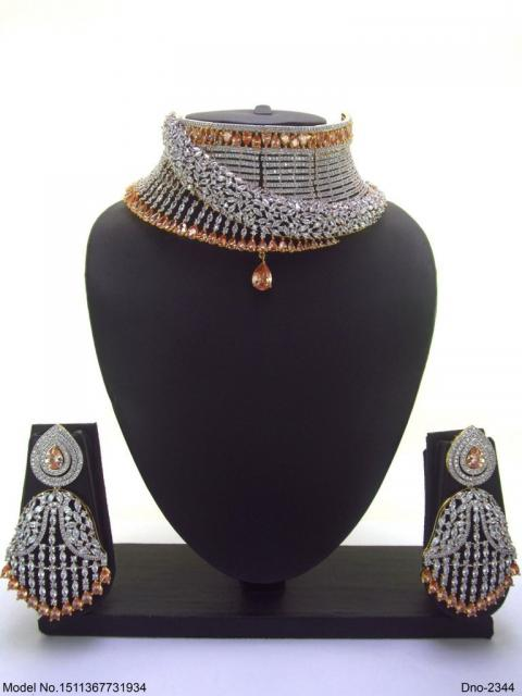 Diamond Jewelry Replica Sets