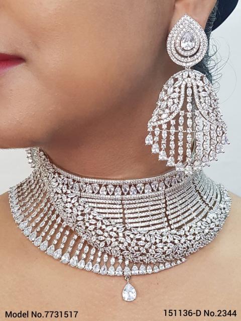 Trendy Fashion Jewellery Set