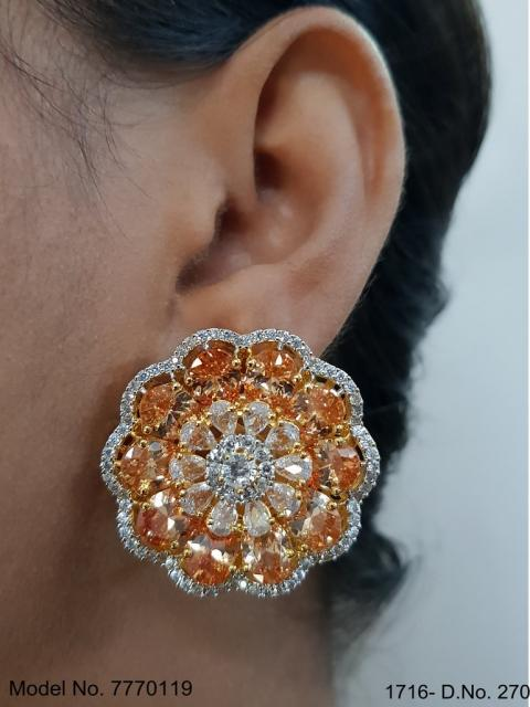 Gorgeous Earrings for Parties