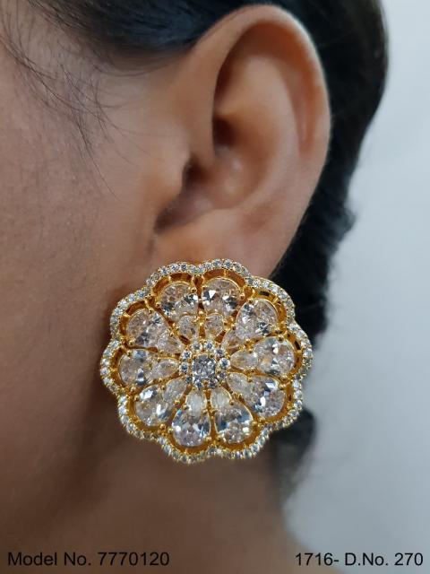 Showstopper Earring Design