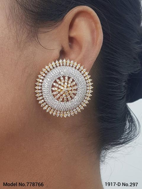 Partywear statement Earrings