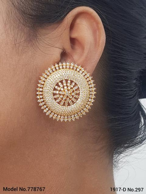 Latest Trendy Earring Design