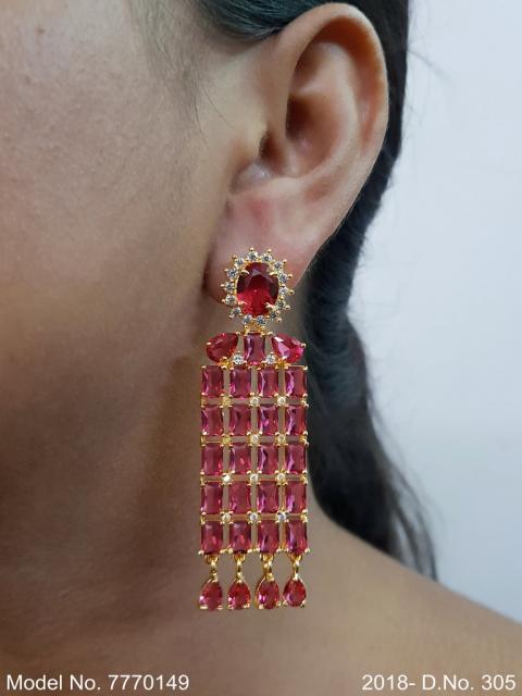 Earrings | Fusion Design