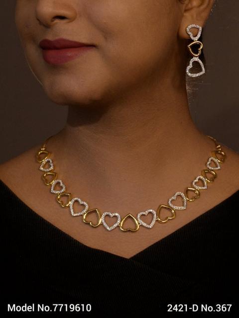 CZ Classic Necklace