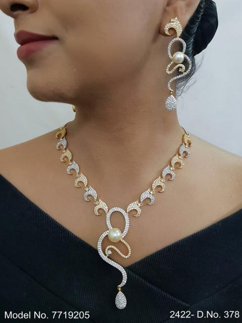 Necklace Set for Wedding Occasions