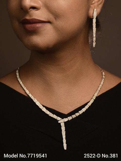 Partywear Classic Jewelry Set