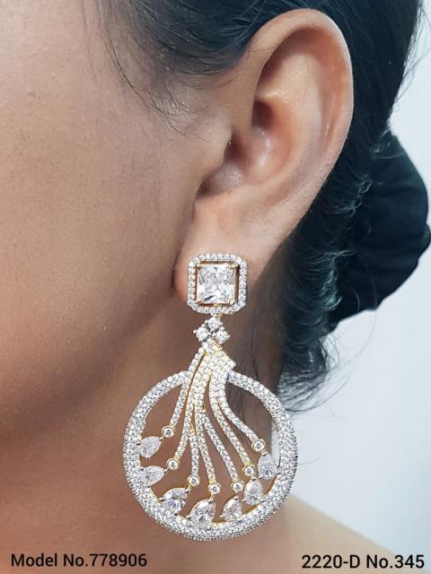 Latest Trendy Earring Design