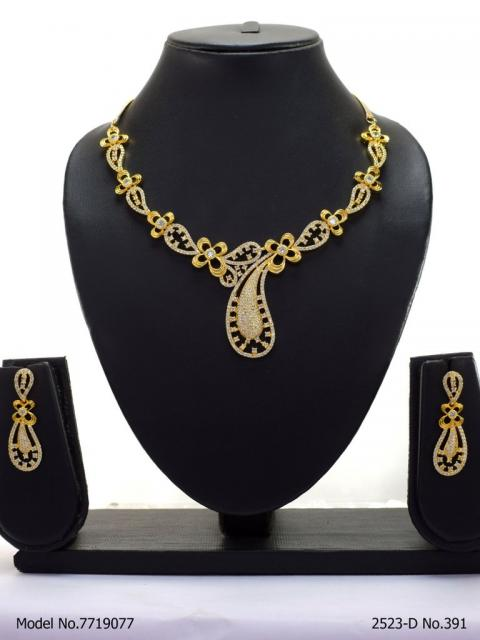 Fine Fashion Classic Necklace Set