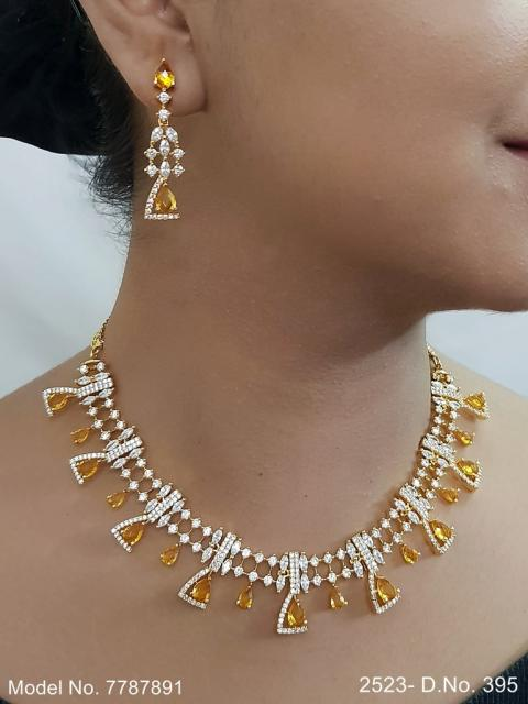 Statement Cz Jewelry Sets