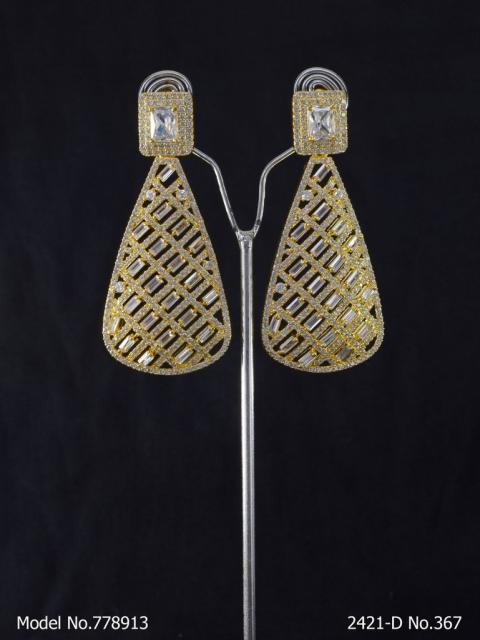 Artificial Diamond | Cz Earrings