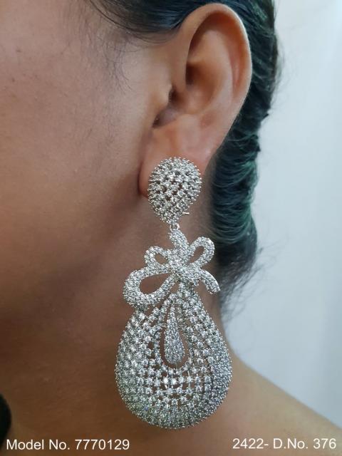 Rare Showstopper Earring Design