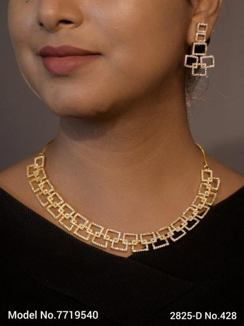 Necklace Set crafted for bold Women