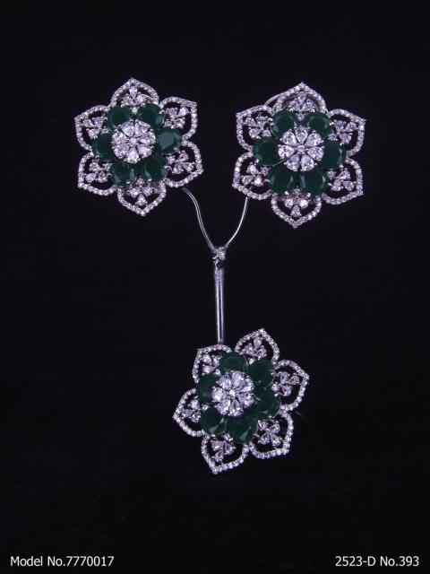 Precious Gift of CZ Earrings