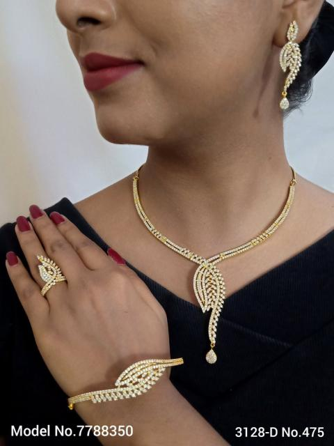 A necklace Set for all Occasions !