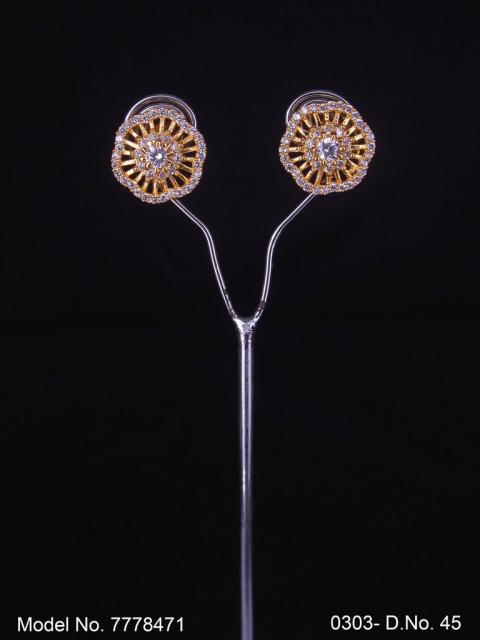 AAA star cut AD | cubic Zirconias Jewellery