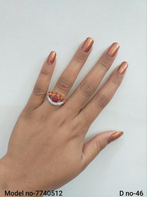 CZ Finger Rings