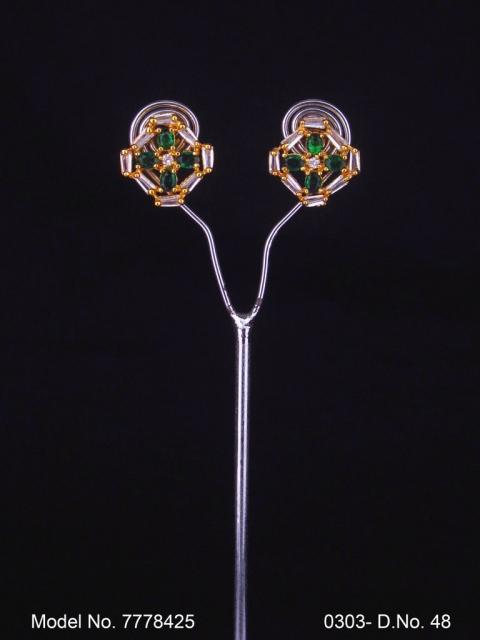 Cubic Zirconia Earrings | best Fashion jewellery