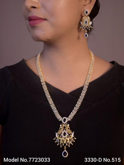 Trendy Traditional Necklace Set | Ideal Birthday Gift