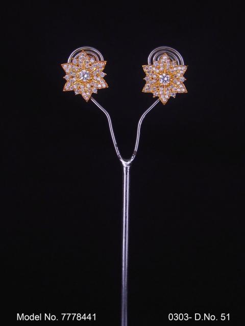 Artifical Diamond College wear Studs
