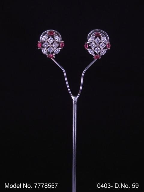 AAA star cut AD   cubic Zirconias Jewellery