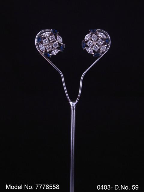 Wedding Gifts   Stud Earrings for royal looks