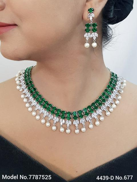 Traditional American Diamond Set