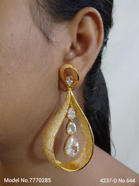 Partywear statement Earrings