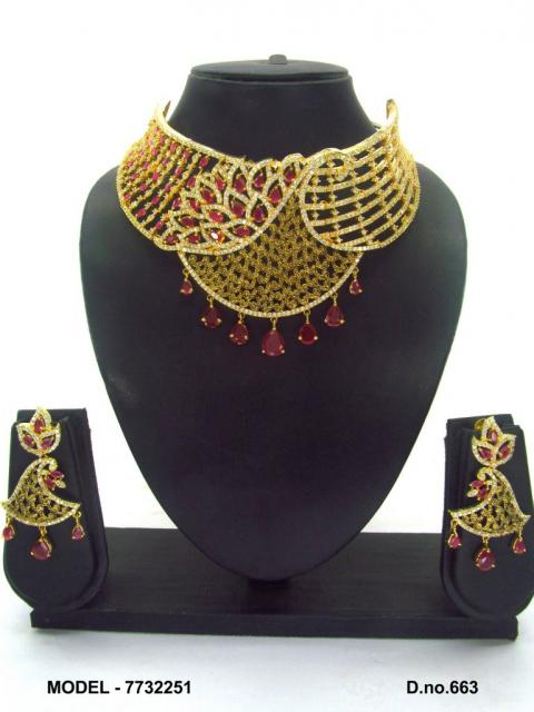 Wedding Jewellery Set for Brides