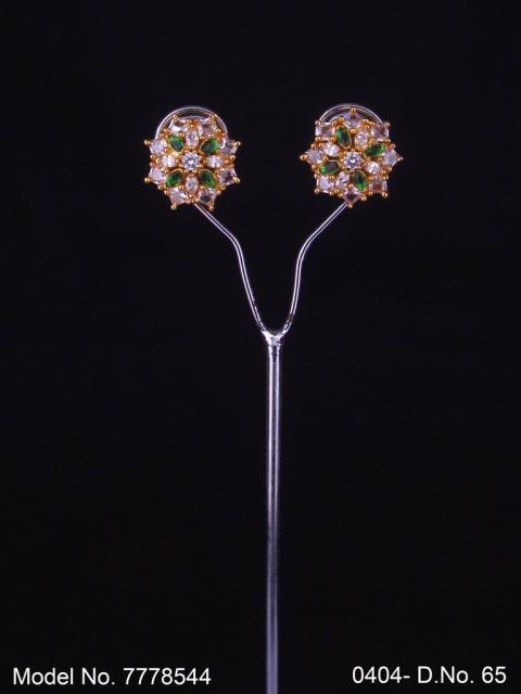Original AAA Zircon Earrings