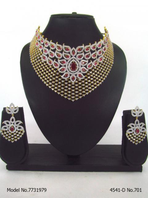 Popular Wedding Jewelry Set