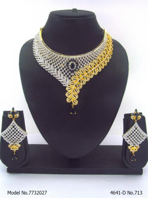 Wedding Bridal Jewelry Set