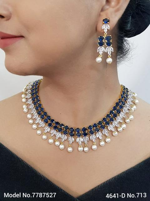 Showstopper Imitation Jewelry Set