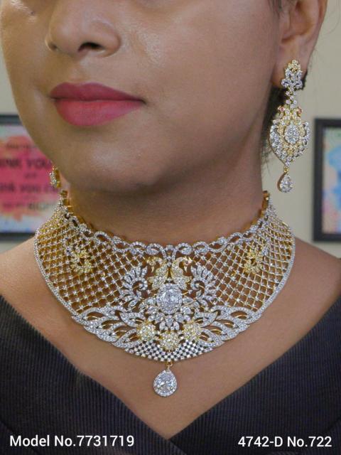 Zirconia Fashion Jewelry Set