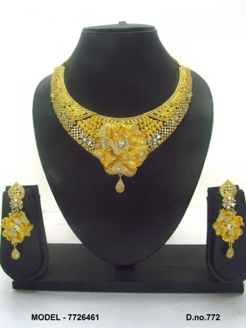 CZ Collar Necklace Collection