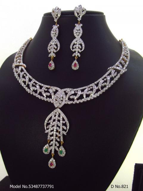 Jewelry Set for Wedding Occasions