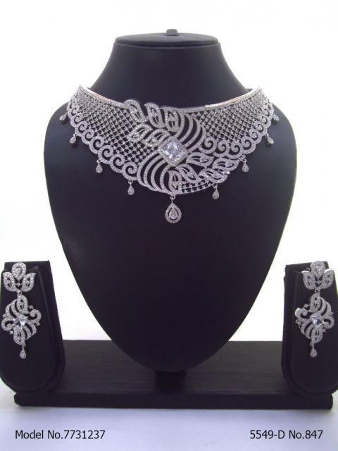 Choker Necklaces