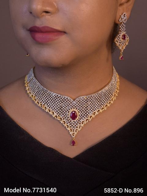 Imitation Artificial Diamond Jewelry