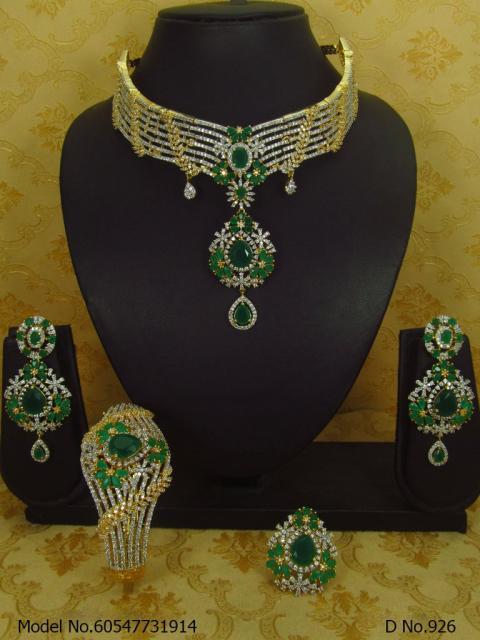 Jewelry Set for Bride & Bridesmaid
