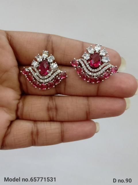 CZ Tops and Studs