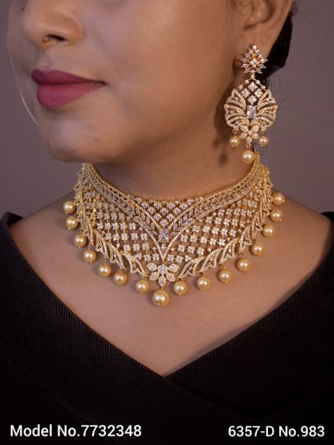 Wedding Bridal Jewelry Set
