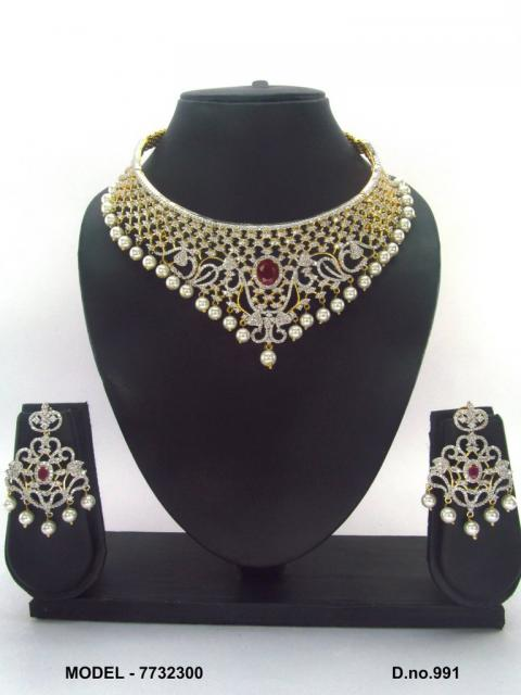 Popular Wedding Jewelry Set