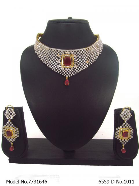 Cz Jewelry Set   Limited Collections