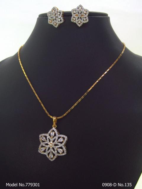 Indian CZ Pendants