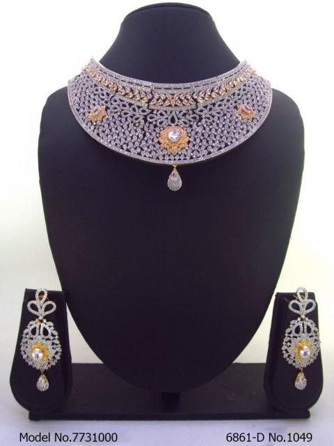 Popular Party Wear Jewelry Set