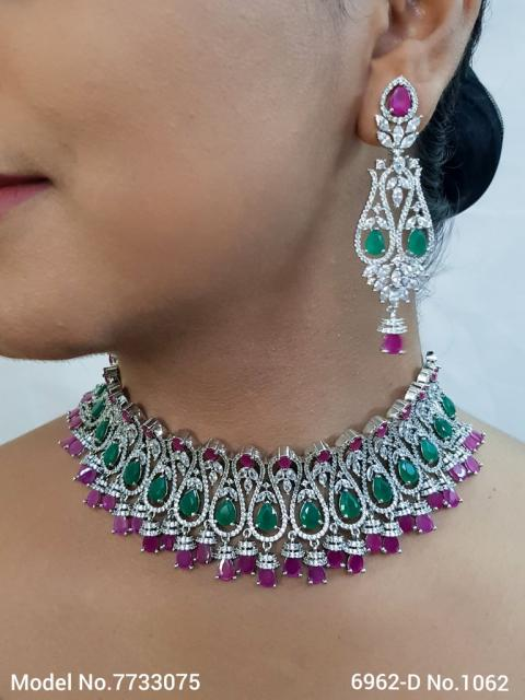 Cz Jewelry Set | Limited Collections